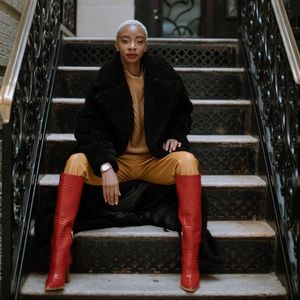 Vince Camuto Knee High Boots